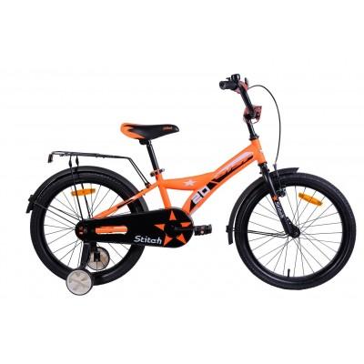 Велосипед Aist Stitch 20 (оранжевый, 2019)