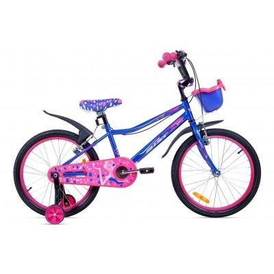 Велосипед Aist Wiki 20 (фиолетовый, 2016)