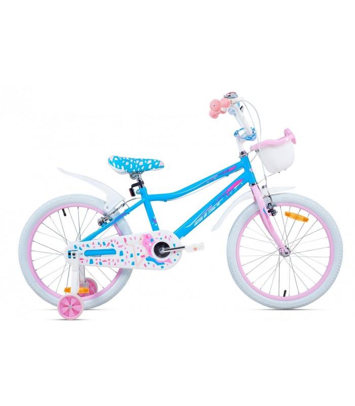 Велосипед Aist Wiki 20 (голубой, 2016)