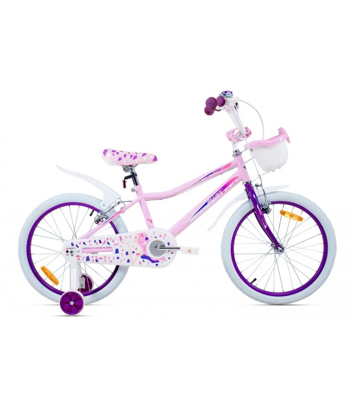Велосипед Aist Wiki 20 (розовый, 2016)