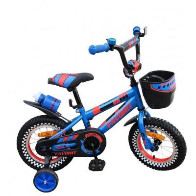 Велосипед Favorit 16 (синий)