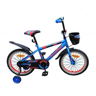 Велосипед Favorit 18 (синий)
