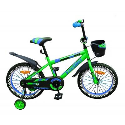 Велосипед Favorit 18 (зеленый)