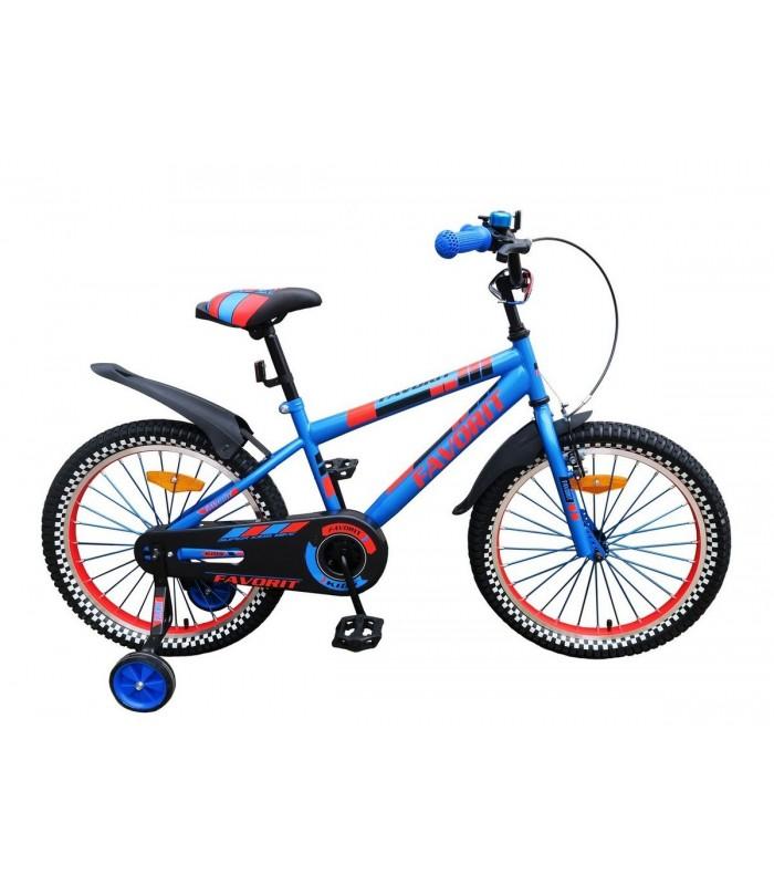 Велосипед Favorit 20 (синий)