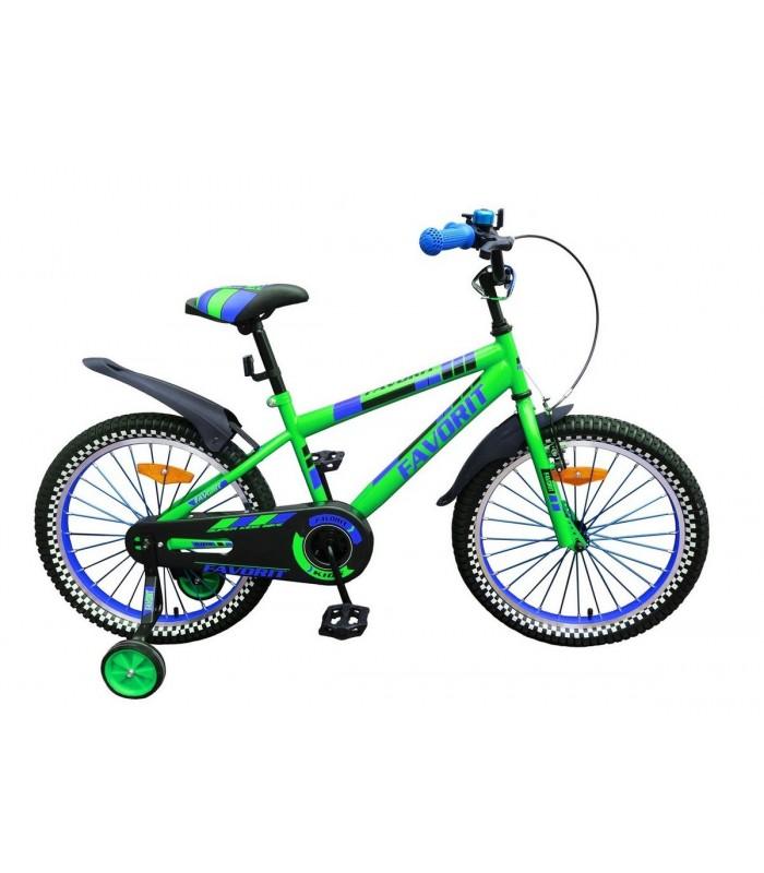 Велосипед Favorit 20 (зеленый)