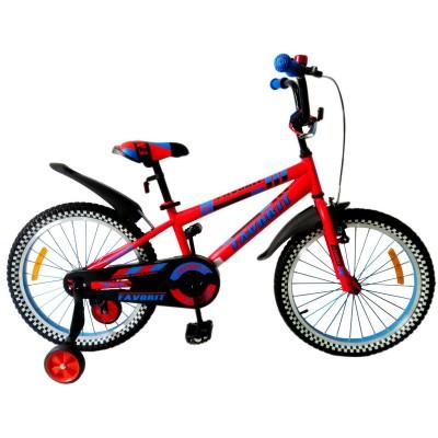 Велосипед Favorit 20 (красный)