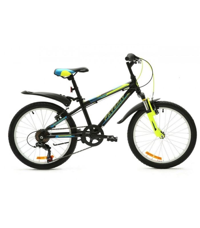 Велосипед Favorit Master 20 (черный)