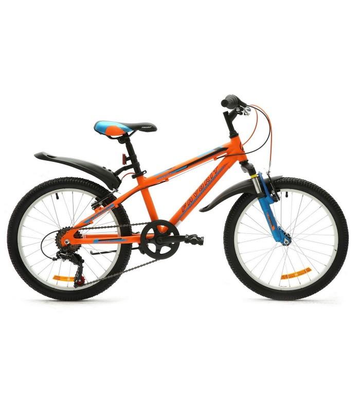 Велосипед Favorit Master 20 (оранжевый)