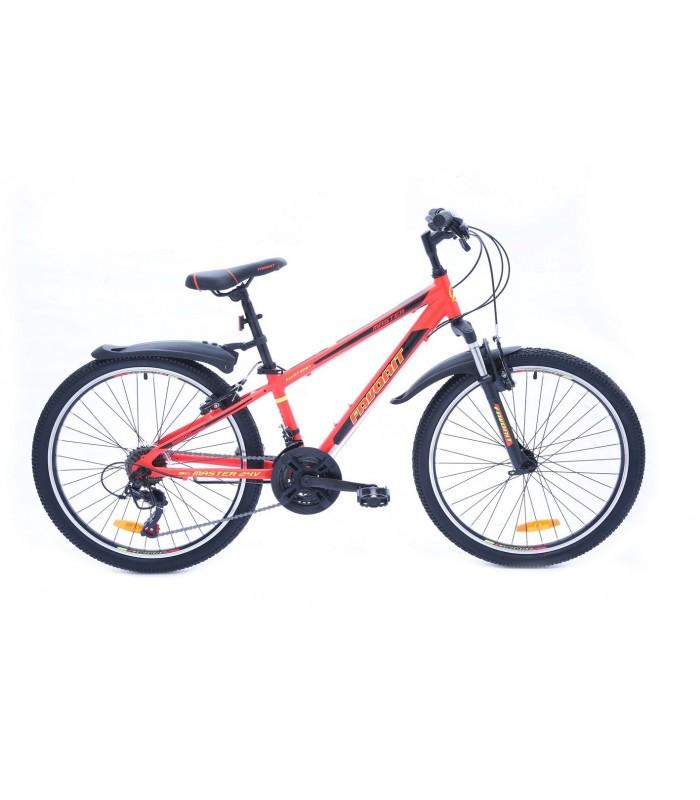 Велосипед Favorit Master 24 V (красный, 2019)