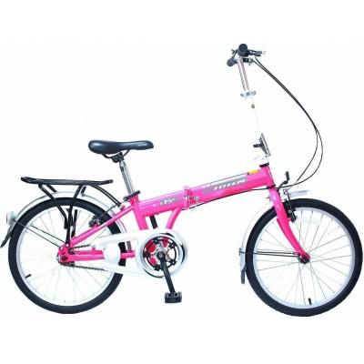 Велосипед Favorit City 20 (розовый)