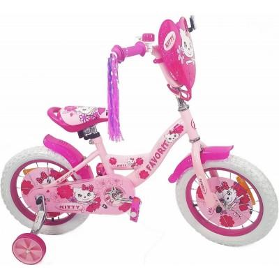 Велосипед Favorit Kitty 20 (розовый, 2019)