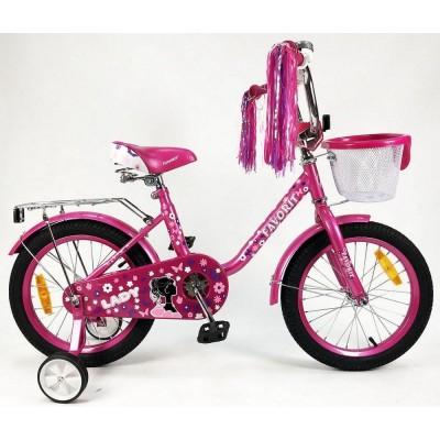 Велосипед Favorit Lady 12 (розовый, 2019)