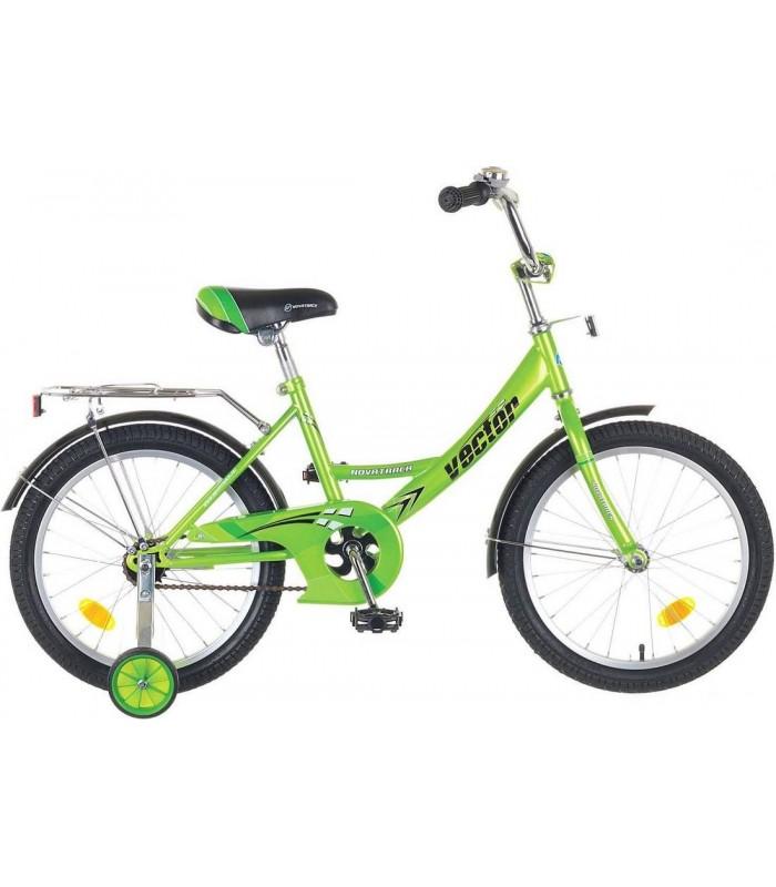 Велосипед Novatrack Vector 18 (зеленый)