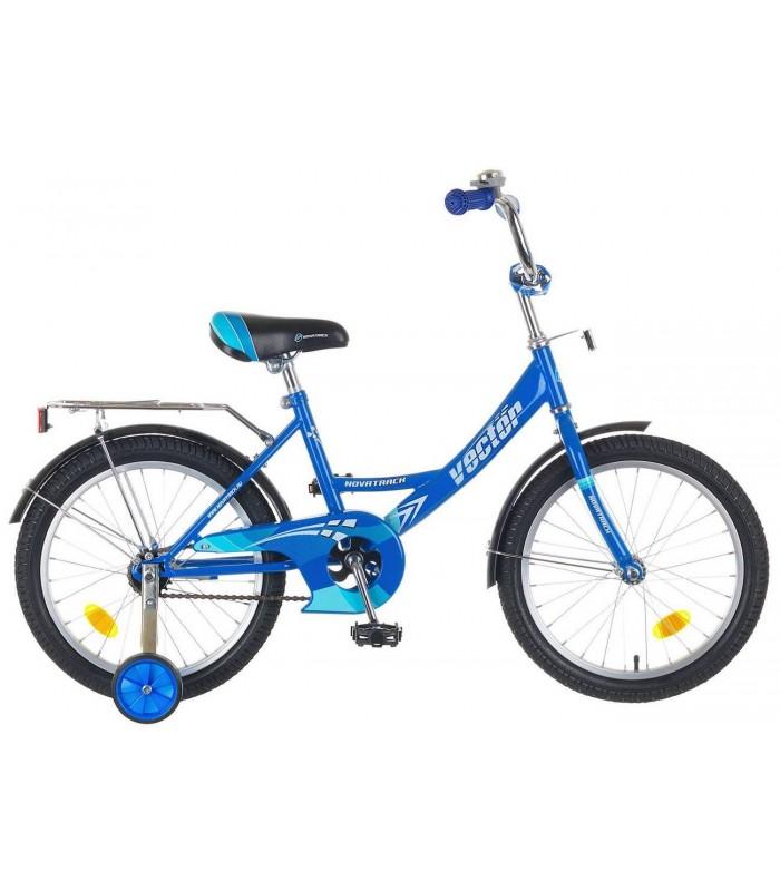 Велосипед Novatrack Vector 20 (синий)