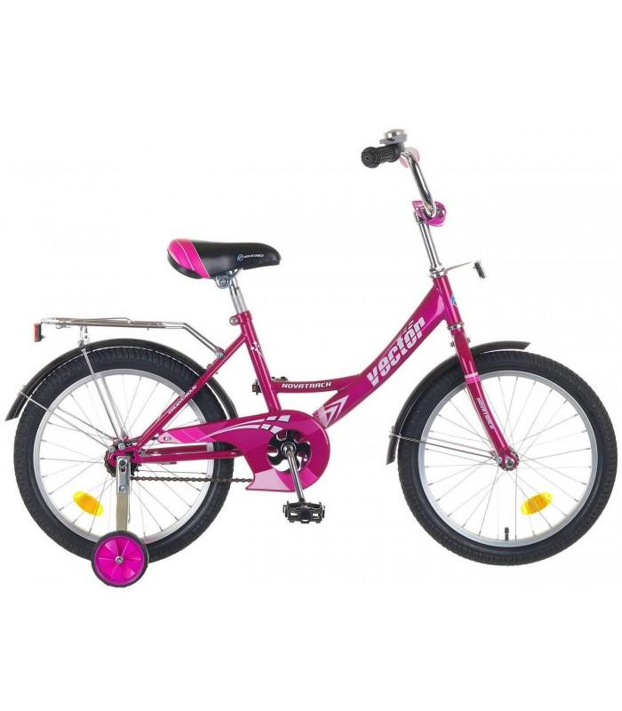 Велосипед Novatrack Vector 20 (фиолетовый)