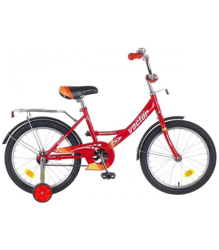 Велосипед Novatrack Vector 20 (красный)