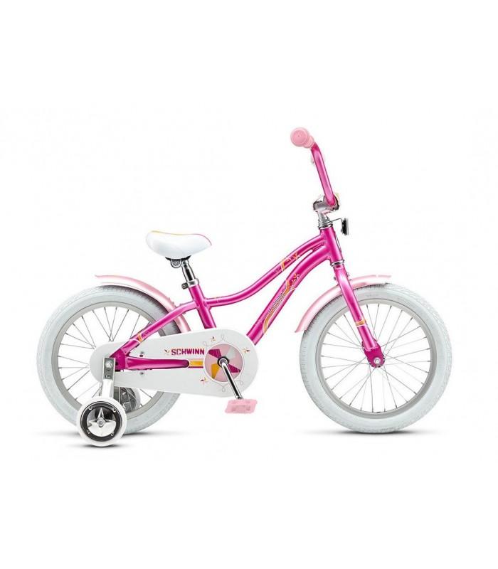 Велосипед Schwinn Lilu 16 (розовый)