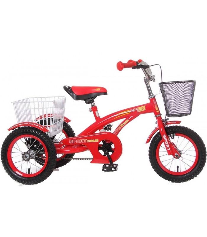 Велосипед Tornado Sport Chain 12 (красный)