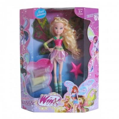 Кукла Winx Stella с красками